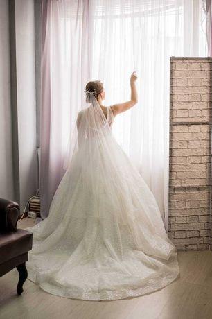 Весільна сукня для справжньої принцеси