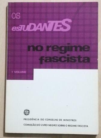 os estudantes no regime fascista, livro negro