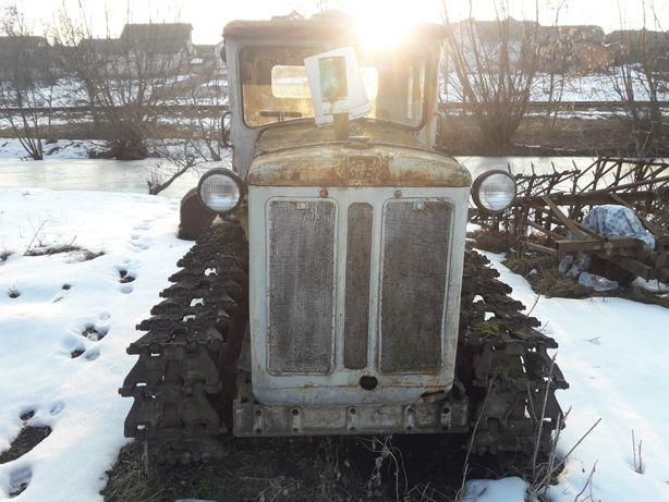 Трактор т-74, запчастини до нього