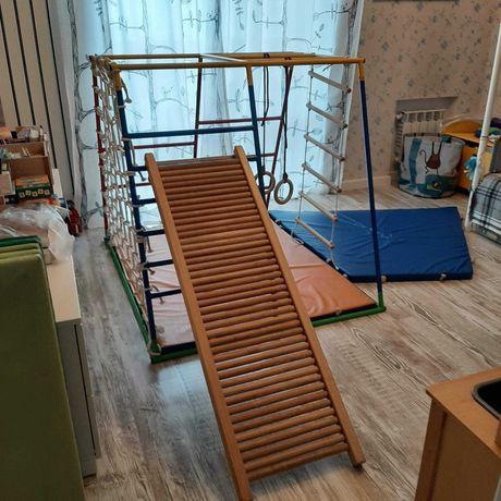 Комплекс спортивно-игровой детский