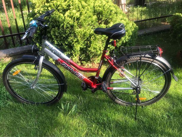 Rower damski trekingwy  LUNA new edition