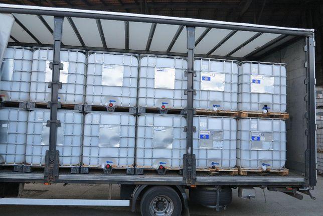 Zbiornik 1000l UN paletopojemnik mauzer ddpl ibc