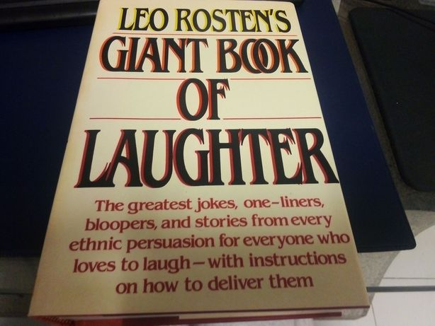 Giant Book of Laughter
