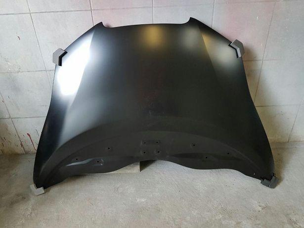 Капот Nissan leaf usa 2012