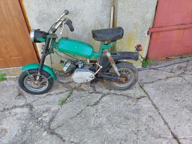 Motorynka pony 301 89 rok