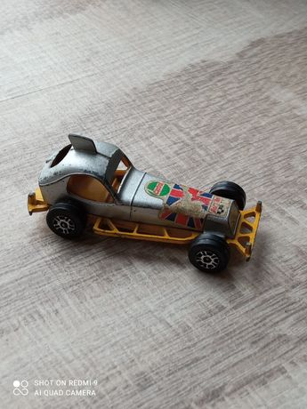 Машинка gorgi juniors,super stock car,винтаж,модель.