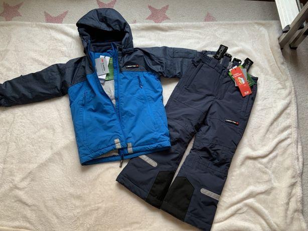 NOWE kurtka spodnie narciarskie kombinezon LEGO j. Reima rozm 110