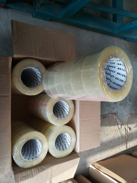 Скотч Скоч лента упаковочная прозорий 300 метрів 48 ширина