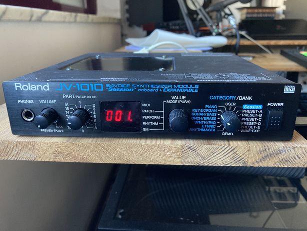 Roland jv1010 (hiphop card) mais material