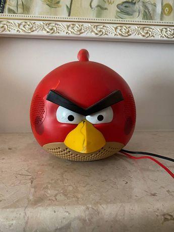 Колонка вхід AUX angry birds