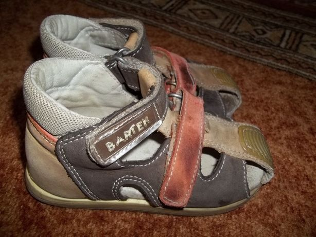 Босоножки Bartek, Бартек 22 размер\сандали