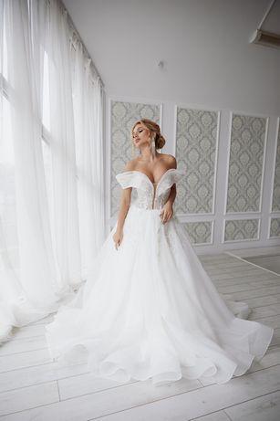 Новое свадебное платье Кременчуг