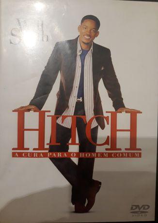 DVD Hitch A Cura para o Homem Comum