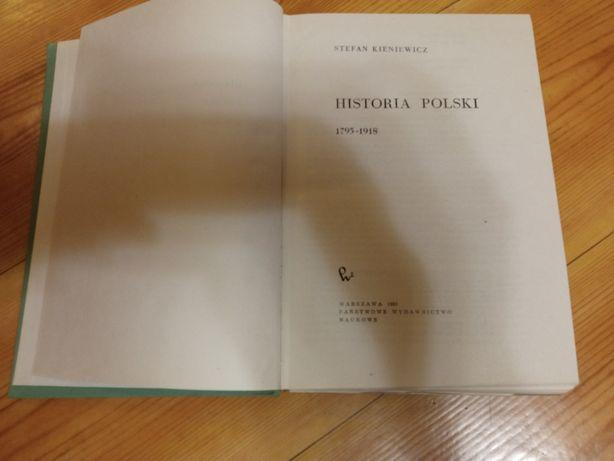 Oddam za darmo książkę - Historia Polski