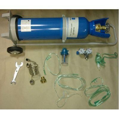 Кислородный баллон (кислородный Ингалятор) Puls 8 литров