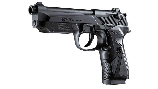Страйкбольный пистолет BERETTA 90TWO Umarex (Германия), страйкбол