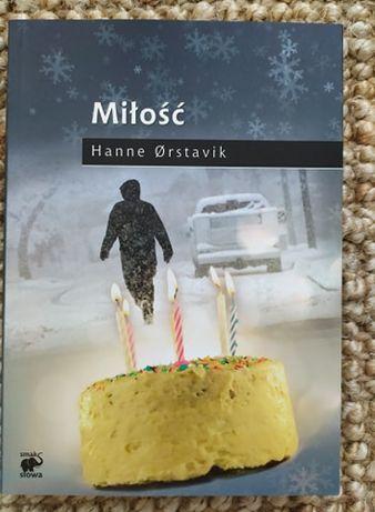 """książka H. Orstavik """"Miłość"""""""