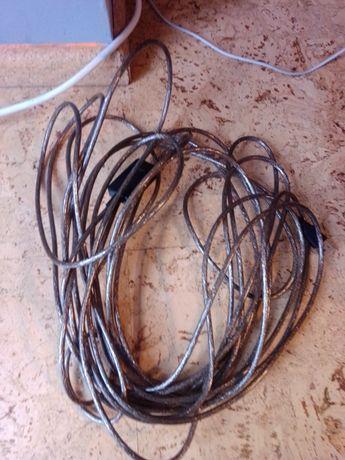 Kabel przedłużający USB 2.0 aktywny 10 m.