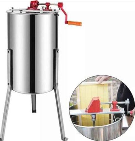 Extrator de mel -aço inox