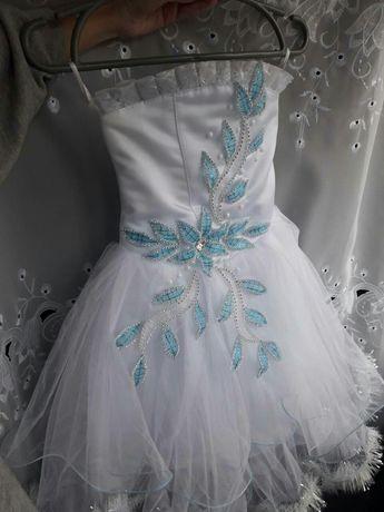 Платье нарядное,новогодние.