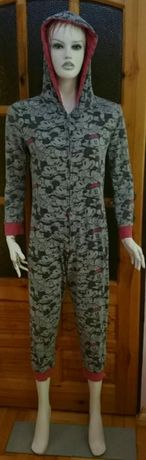 ONESIE kombinezon piżama XS/S MYSZKI MIKI