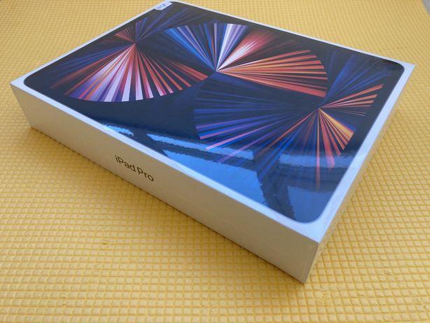 Новый, запакованный Apple iPad Pro 12.9 5th gen 128gb, Space Gray