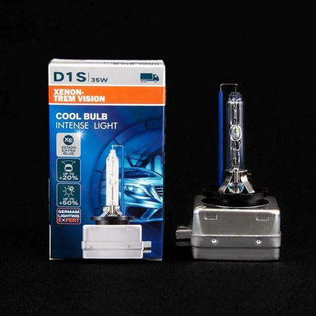 Lâmpadas Xénon PREMIUM D1S, D2S e D3S TRE-M Vision +50% 6000k