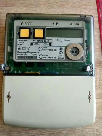 Продам счётчик электроэнергии электронный А1140