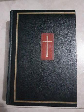 Bíblia Sagrada /Edição da Palavra Viva /Ano: 1974