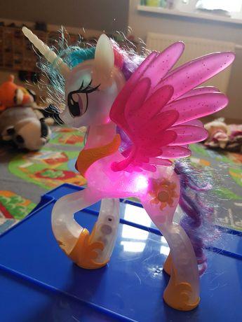 My little pony Celestia świecaca