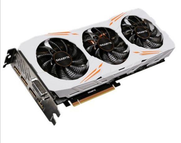 Видеокарта Nvidia Geforce gtx 1080ti Gigabite