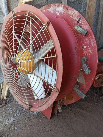 Turbina para pulverizador