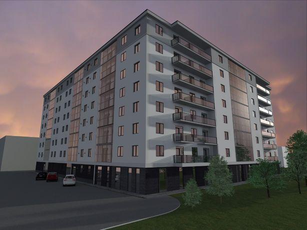 Однокімнатна квартира на етапі будівництва