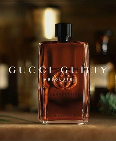 Gucci guilty absolut
