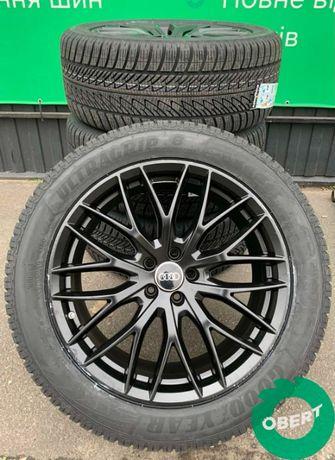 АКЦИЯ! -10% Диски R20 + зимняя шина + TPMS на Audi Q7 SQ7 VW Touareg
