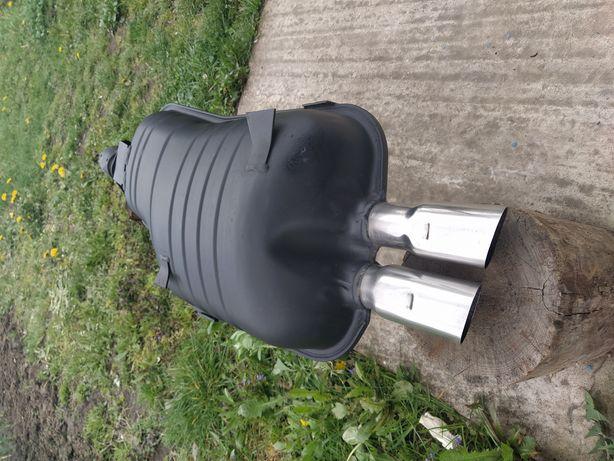Глушитель выхлопных газов конечный БМВ е46