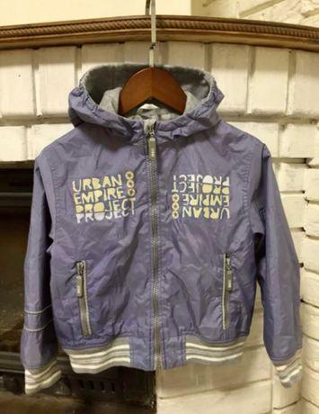Демисезонная куртка ветровка Lenne Лене на 5-6 лет 116см