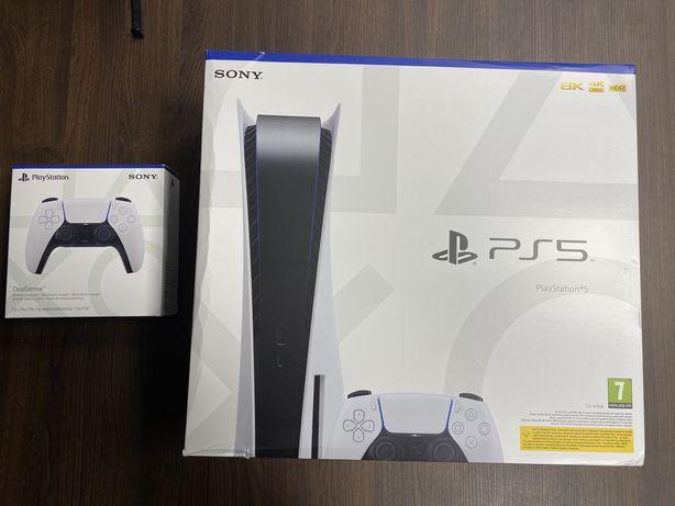 Playstation 5 PS5 + PAD Wrocław Złotniki, od ręki
