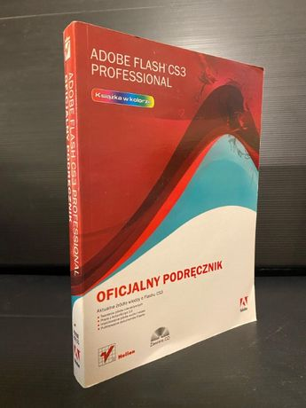 Adobe Flash CS3 Proffesional Oficajalny Podręcznik