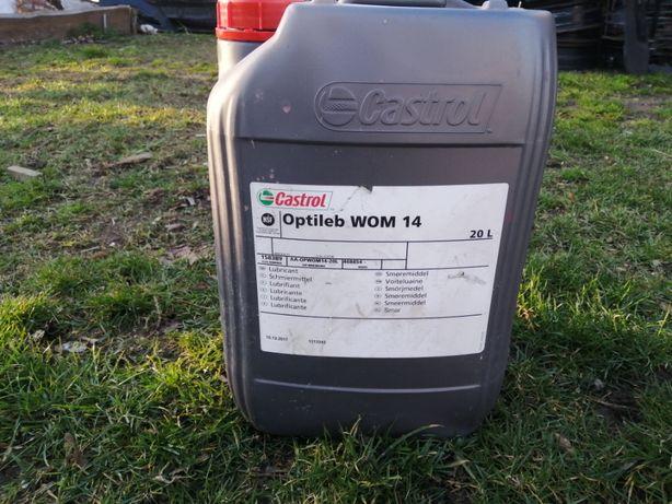 Castrol wom 14 olej 20 litrów