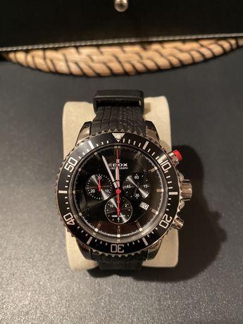 Edox chronally-s chronograph 10227 tinca nin