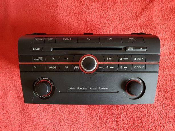 Radio samochodowe CD Mazda 3
