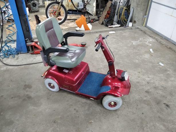 Wózek elektryczny Jupiter inwalidzki