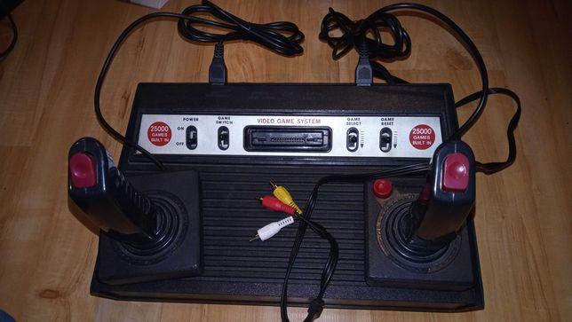 Atari 2600 klon AV MOD super stan !!!