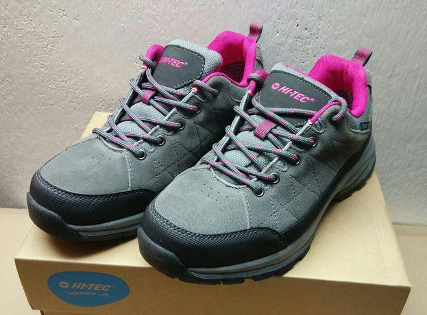 Buty trekkingowe HI-TEC BATIAN LOW r.39