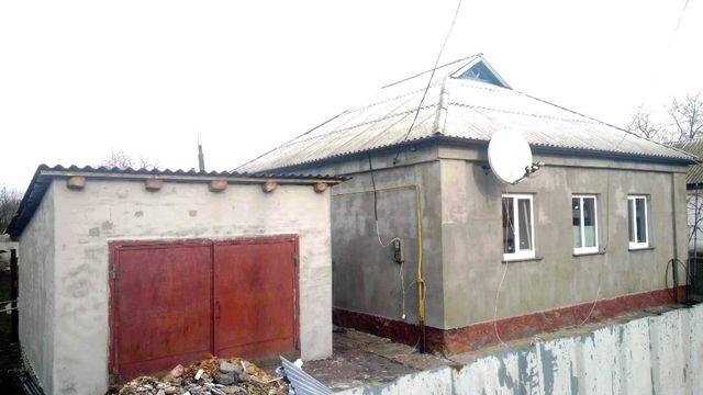 Кирпичний будинок, утеплено пінопластом
