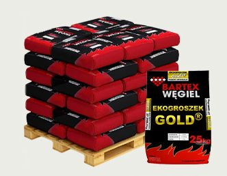 Ekogroszek Bartex Gold 27-29MJ/kg Eko groszek Transport