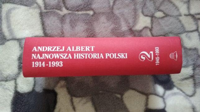 """""""Najnowsza historia Polski od 1914 do 1993"""" cz.2 - Andrzej Albert"""
