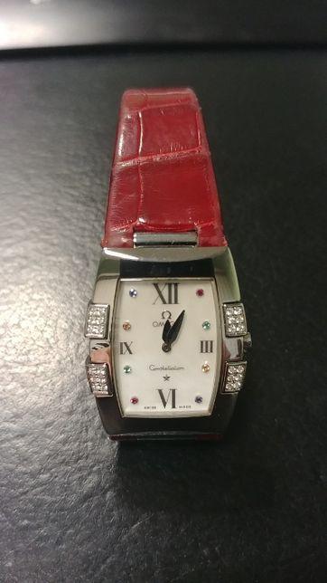 Часы женские Omega Quadrella