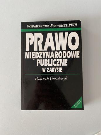 Prawo międzynarodowe publiczne w zarysie - Wojciech Góralczyk